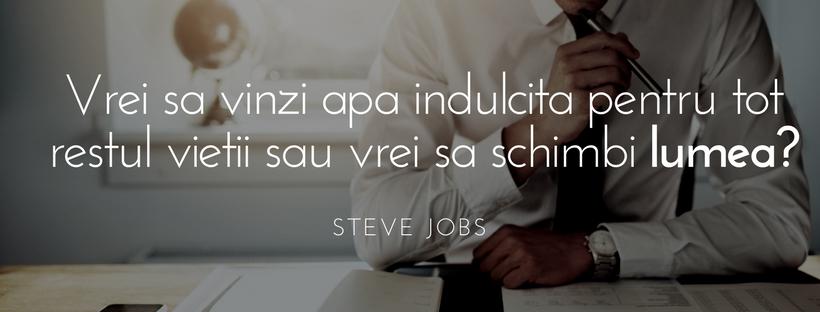 citate steve jobs